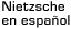 Nietzsche en espanol